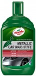 Turtle Wax GL Metallic Wax + PTFE - leštenka na metalízu 500ml