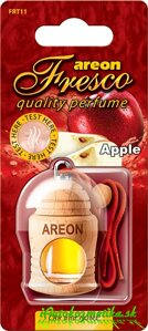 Autovôňa Areon Fresco Apple 4ml