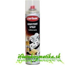 Grafitový spray CARLSON 400ml