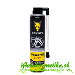 "COYOTE Oprava defektu pneu 14"" 300 ml"