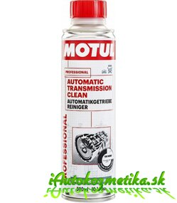 Motul AUTOMATIC TRANSMISSION CLEAN 300 ml