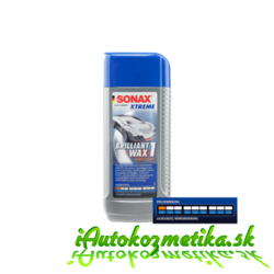 SONAX Xtreme - Brilliant Wax 1 NPT 250ml