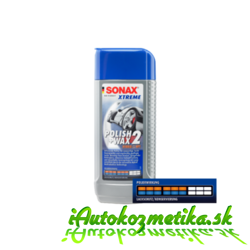 SONAX Xtreme - Polish & Wax 2 250ml