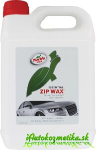 Turtle Wax Pro – Zip Wax autošampón s voskom 5000ml
